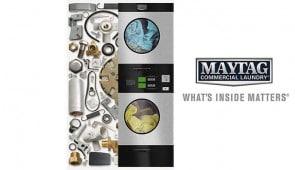 Διπλά Μηχανήματα Maytag Commercial