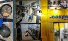 Το νέο κατάστημα self service laundry Κυψέλη άνοιξε.